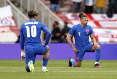 Rio Ferdinand hits out at 'ignorant' England fans who boo players taking the knee