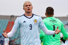 Lyndon Dykes believes Scotland will carry 'very strong' momentum into Euro 2020