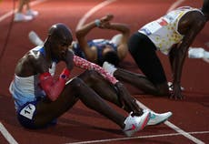 Mo Farah insists he can qualify for Tokyo despite flopping on his track return