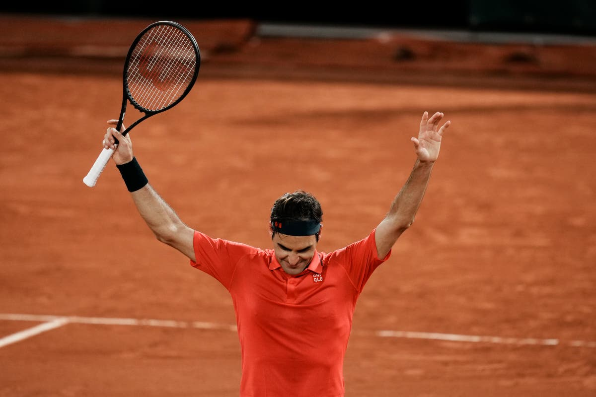Roland Garros bades farewell to two ageing legends in Federer and Williams