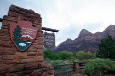 Woman dies after canyon fall at Utah national park