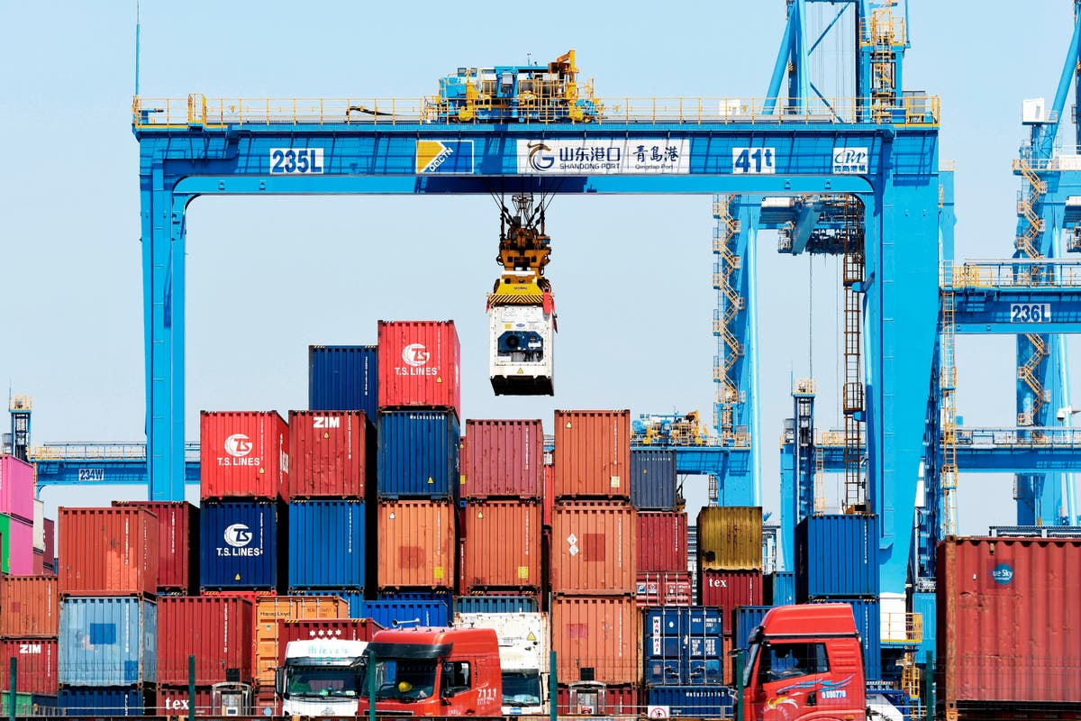 Chinese exports jump as pandemic wanes in US, other markets