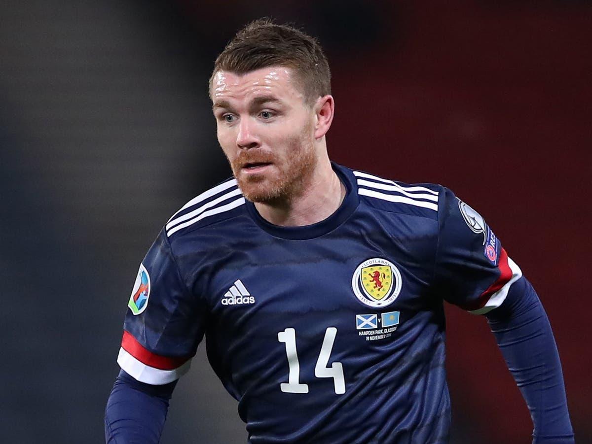 John Fleck doubtful for Scotland opener following spell of self-isolation