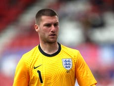 England duty helping Sam Johnstone ease disappointment of West Brom relegation