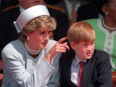 Prince Harry to return to UK next month for Princess Diana statue unveiling