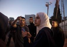 Israel suspends ultranationalists' march in east Jerusalem