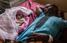 'A perilous future': UK aid budget cuts will 'cause' 23,500 maternal deaths