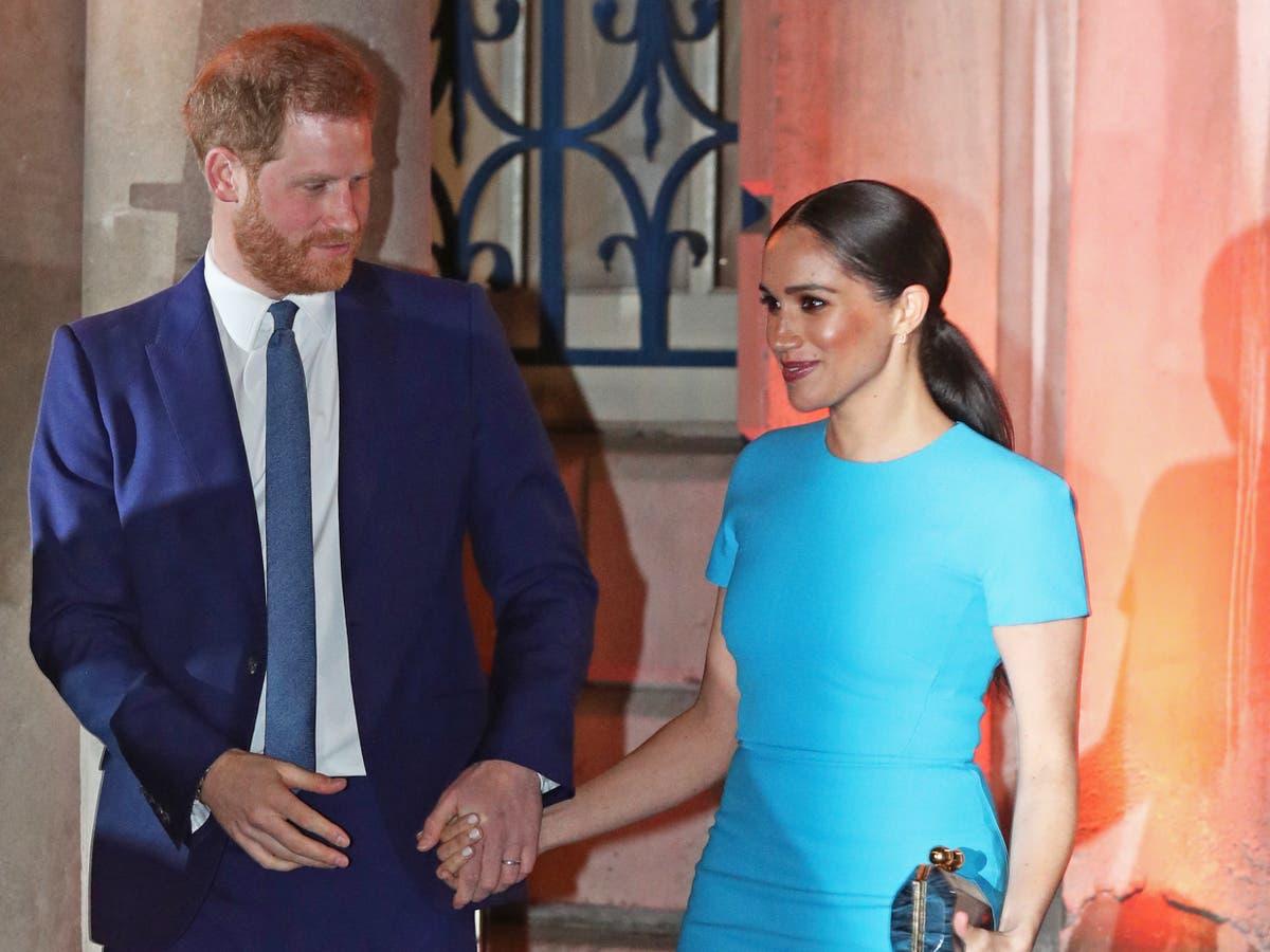 Princess Eugenie shares message to 'dear cousins' Prince Harry and Meghan Markle