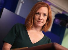Psaki compares Fox News to Chinese and Russian propaganda outlets
