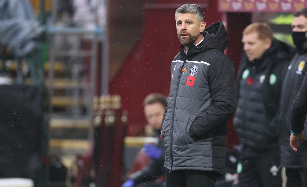 Stephen Robinson believes Morecambe can build on momentum for further success