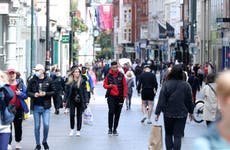 Shopping surges in May after pandemic restrictions ease