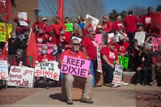Utah university should ditch 'Dixie' name, committee says