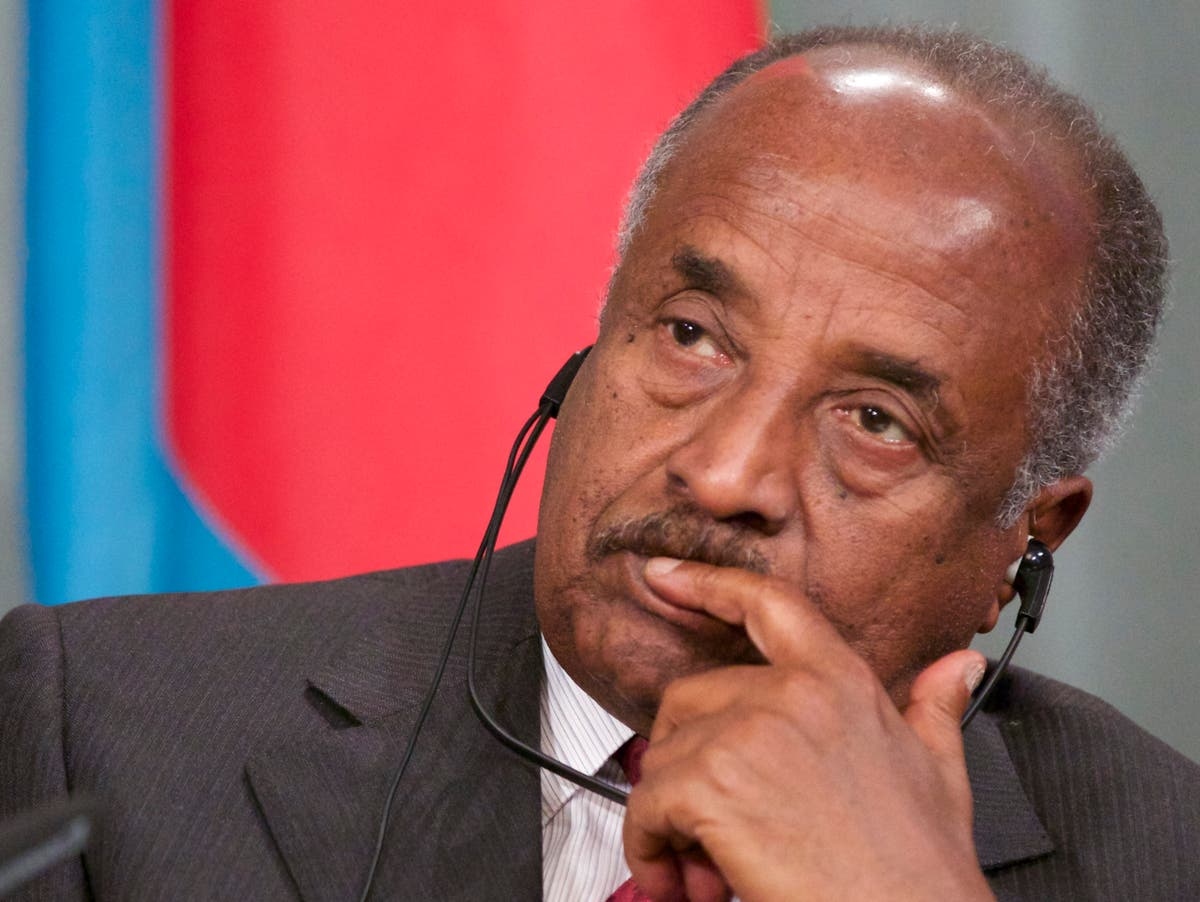 Eritrea blames US support for Tigray's leaders for the war