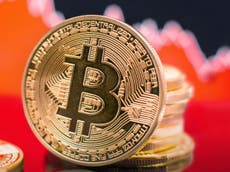 Bitcoin price – live: Crypto market suddenly crashes, wiping value from Ethereum and dogecoin