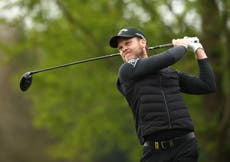 Danny Willett undergoes surgery after suffering with appendicitis