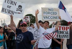 Houston hospital suspends 178 workers who refused to get vaccinated