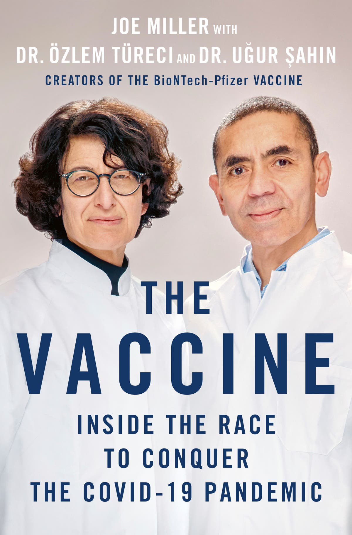 BioNTech founders contributing to book on COVID-19 vaccine
