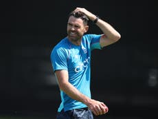 England players committed to self-improvement, James Anderson insists