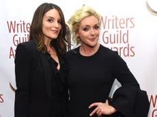 Tina Fey teases Jane Krakowski over bizarre Mike Lindell story at comedy gala