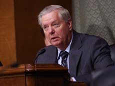 Lindsey Graham claims his relatives aren't working because unemployment payments are so good