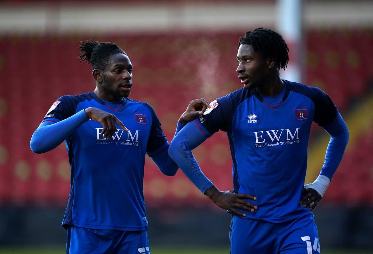 Burton agree deal to sign Omari Patrick when his Carlisle contract expires