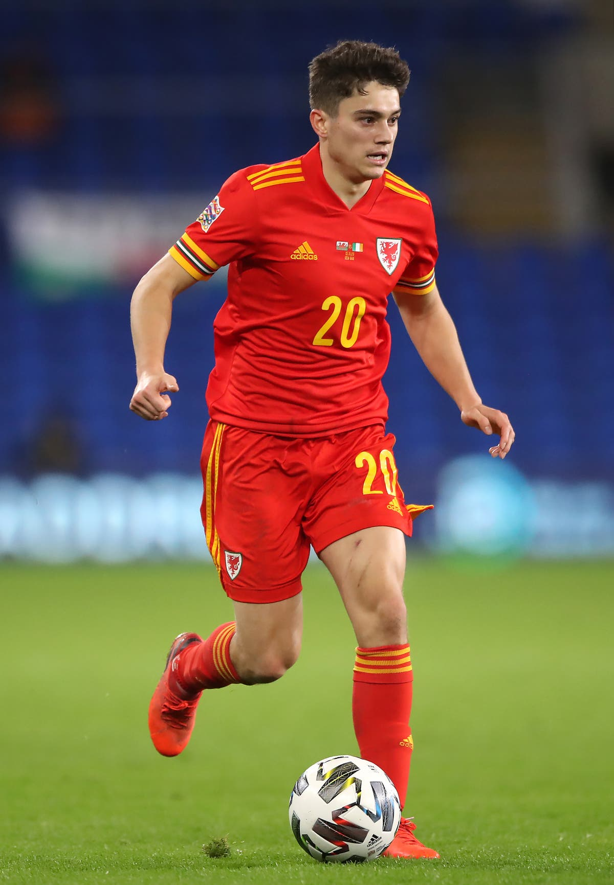 Daniel James believes opponents will fear Wales' attacking threat at Euro 2020
