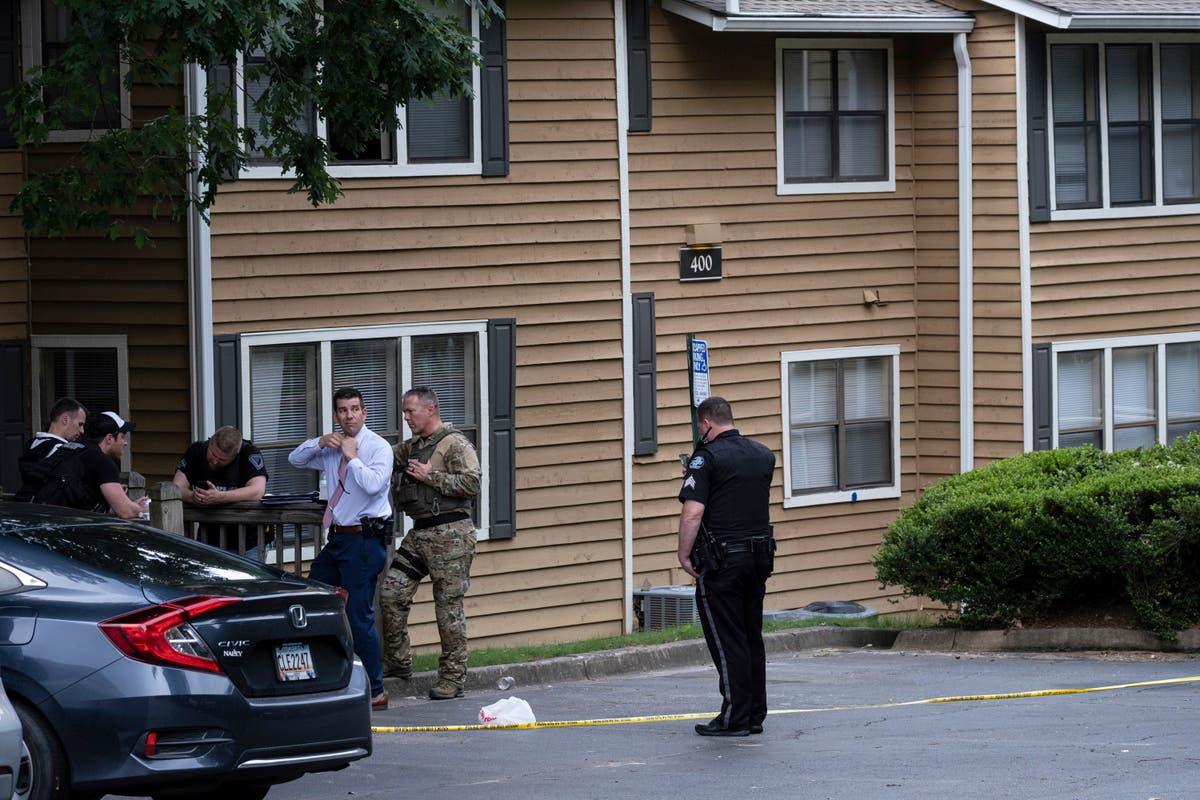 Politiet: Suspected Baltimore gang leader dead after standoff