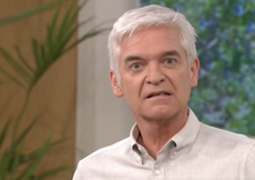 Phillip Schofield upset that competition winner on This Morning doesn't care about getting £1,000