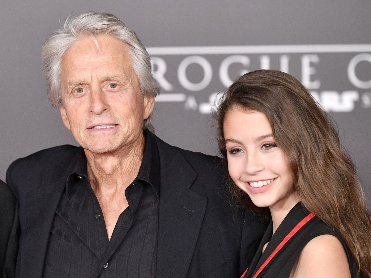 Michael Douglas, 76, was confused for 18-year-old daughter's grandfather at her graduation