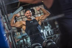 Gladiators, gong baths and yoga: James Crossley on his fitness evolution