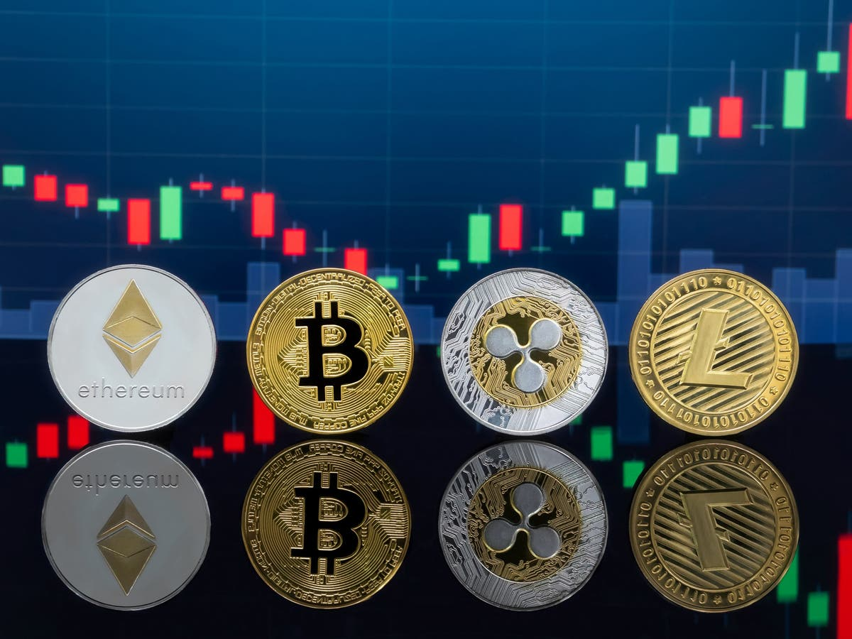 Ethereum and dogecoin join bitcoin's bounce back - follow live