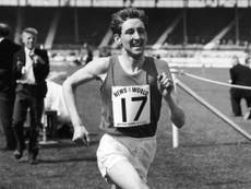 Ron Hill: Decorated distance runner and marathon record-breaker