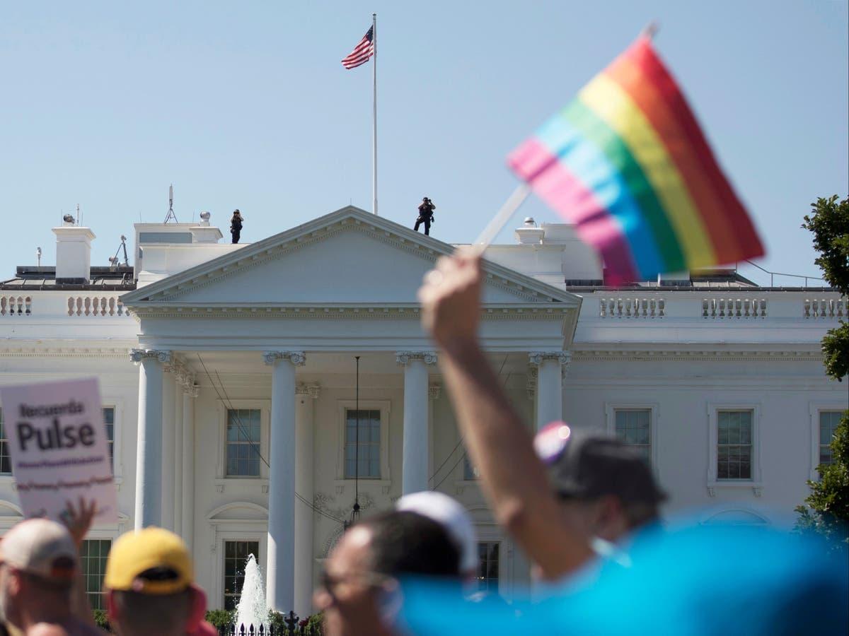 Virginia school board meeting descends into violence over new transgender policies