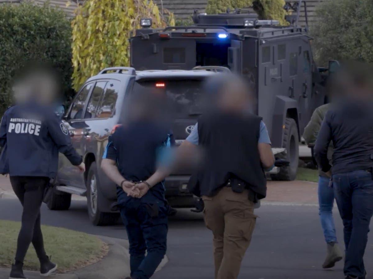 Crime gang drug deal texts revealed after global app sting