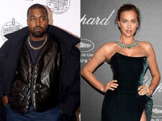 Kanye West and Irina Shayk 'romance' becomes latest celebrity coupling to spark a stir