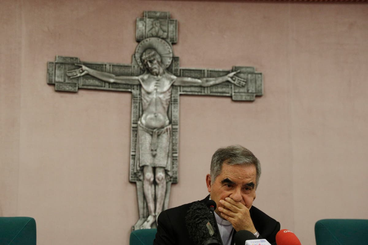 Sardinia charity linked to ousted Vatican cardinal searched