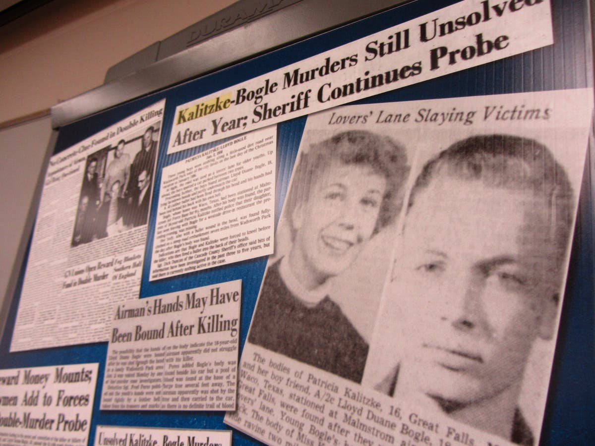 DNA, forensic genealogy close 65-year-old double homicide