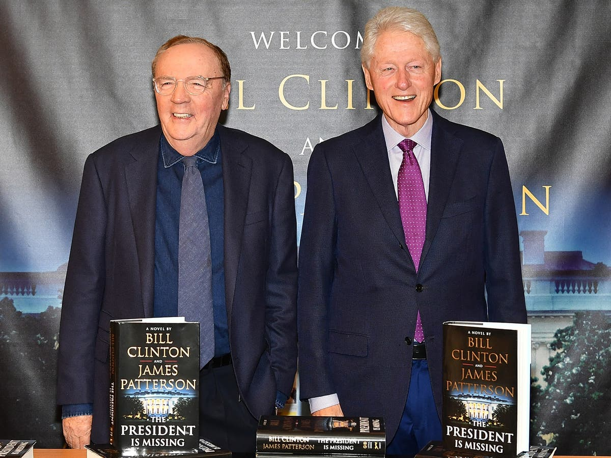 Bill Clinton and James Patterson's new novel can't get much sillier