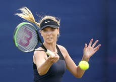 Thoughts of Wimbledon return helped Katie Boulter recover from serious injury