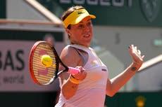 Anastasia Pavlyuchenkova books place in French Open final