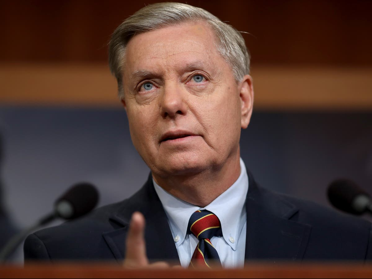 Lindsay Graham says Trump would be president if the Wuhan lab-leak theory were true