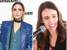 Rose Byrne to play Prime Minister Jacinda Ardern in film about 2019 New Zealand mosque shooting