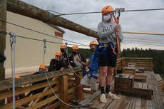 Summer camps return but with fewer campers and counselors