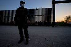Hispanic advocacy group urges Biden to stop private National Guard deployment to border