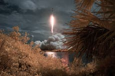 SpaceX launch today: Sonic booms expected as 88 satellites sent into space