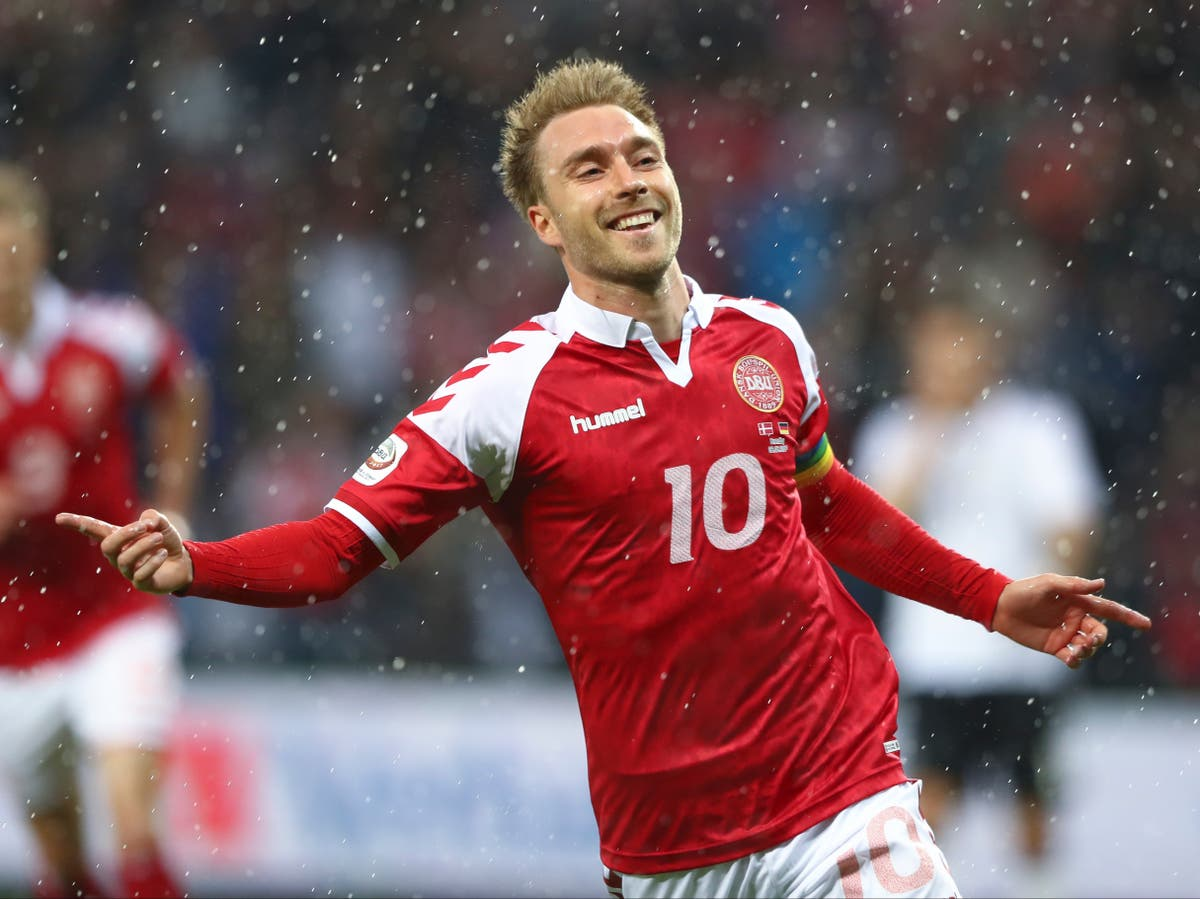 Christian Eriksen: A dazzling Danish talent football fans all over hope to see again