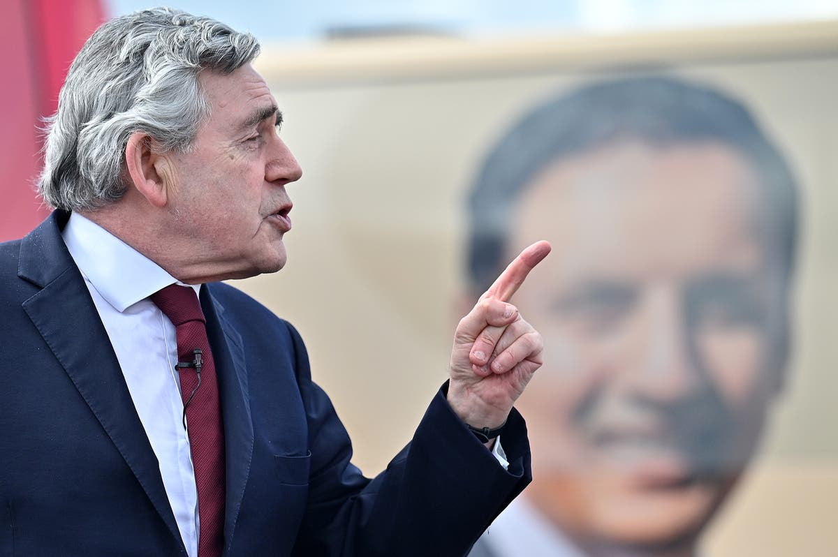G7 summit an 'unforgivable moral failure' over vaccines, says Gordon Brown