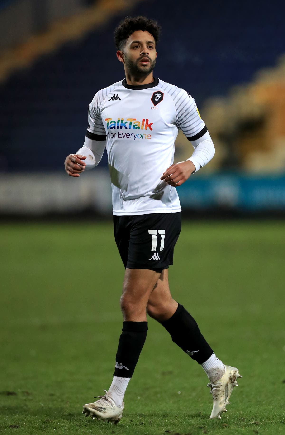 Bruno Andrade leaves Salford