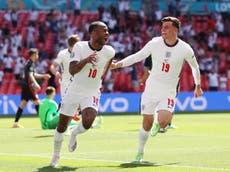 England vs Croatia LIVE: Euro 2020 latest score, goals and updates today