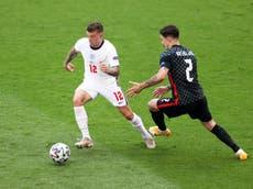 Kieran Trippier justifies start at left-back as England beat Croatia – Euro 2020 speiderrapport